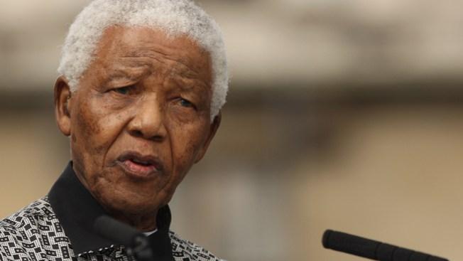 Hospitalizan a Nelson Mandela