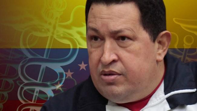 """Chávez con: """"nueva y severa infección"""""""
