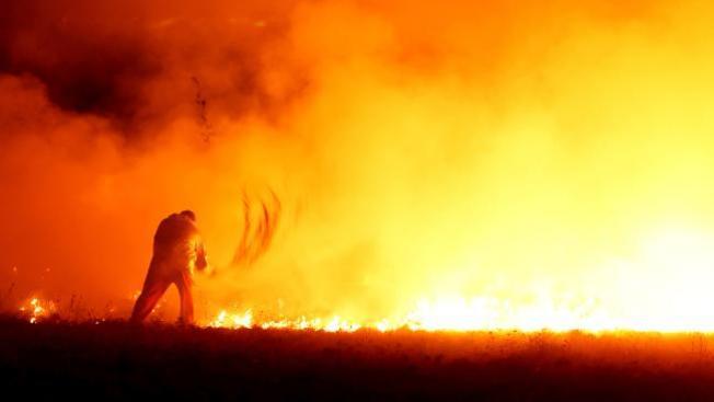 Incendio deja a familias sin hogar