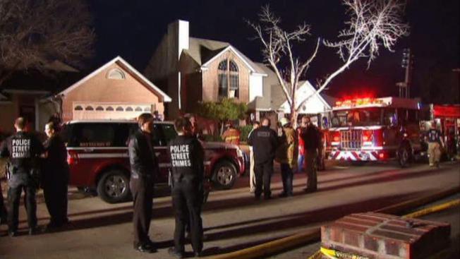 Trágico incendio, mueren mujer y 3 niños