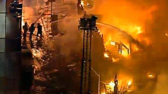 Kansas: explosión de gas causa 14 heridos