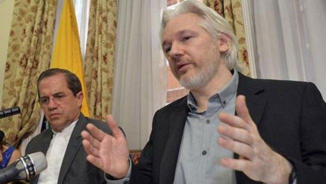 Julian Assange podría entregarse