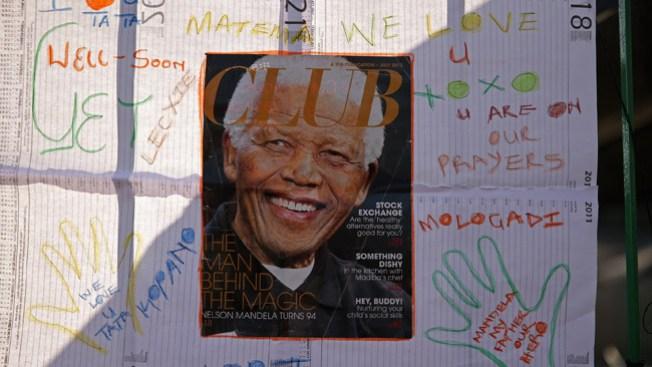 Familia de Mandela se reúne