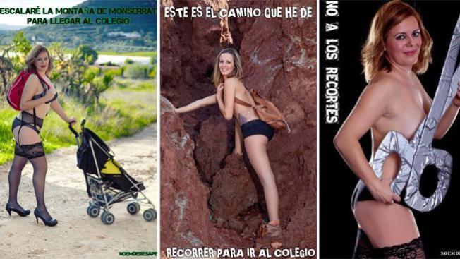 Madres españolas dan sorpresa