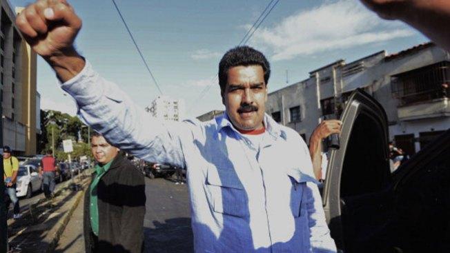 Se reduce ventaja de Maduro