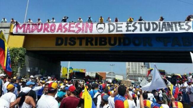 """Venezolanos recuerdan el """"Caracazo"""""""