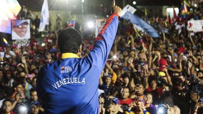 Declaran ganador a Nicolás Maduro