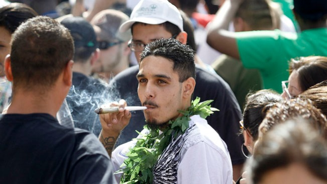 Marihuana recreativa en Denver