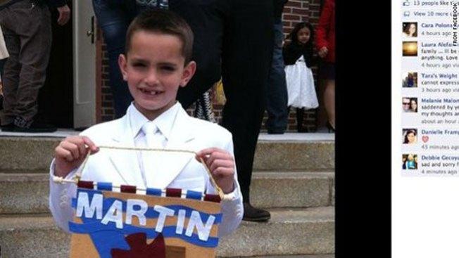 Identifican al niño fallecido en Boston