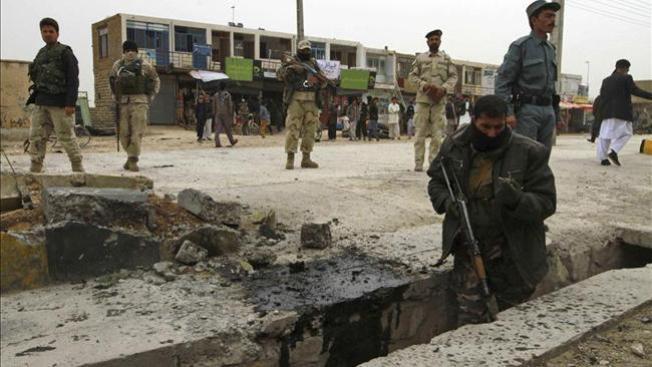 Matan a dos soldados de EEUU en Afganistán