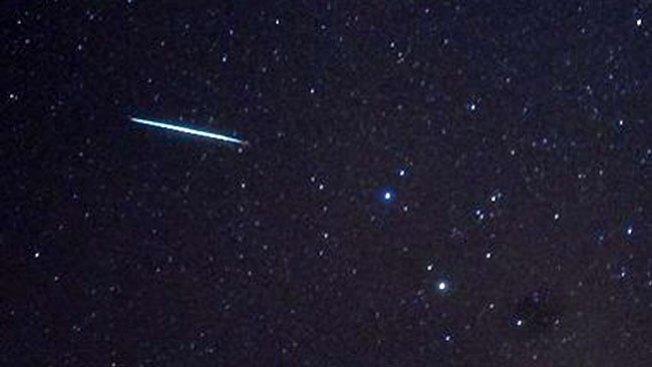 Meteorito cruza el cielo al este de EEUU