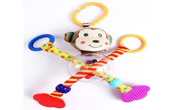 Retiran juguete: riesgo de asfixia