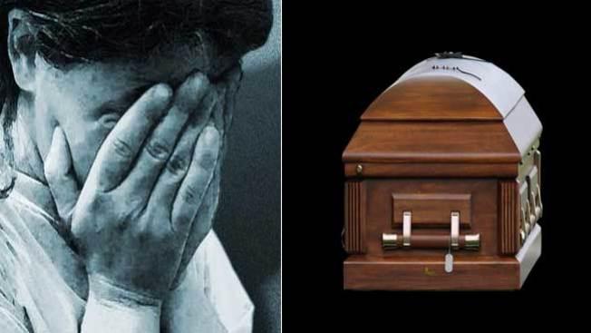 Dolor tras sepultar cuerpo equivocado