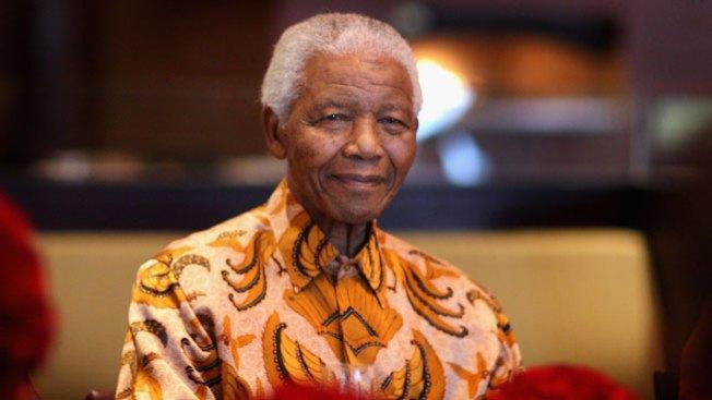 417 mil dólares por retrato de Mandela