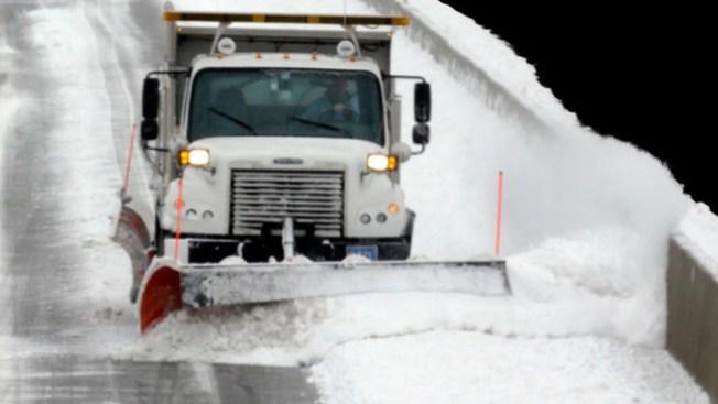 Fuerte tormenta de nieve azota Texas
