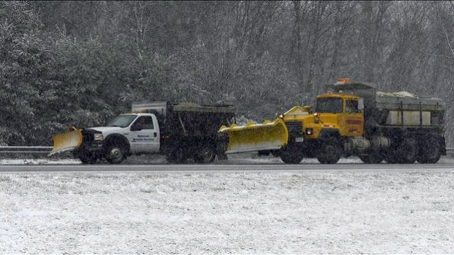 Más nieve en el noreste de EE.UU.