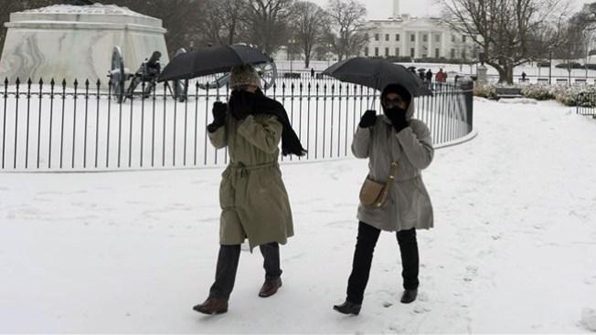 El frío congela los empleos en EEUU