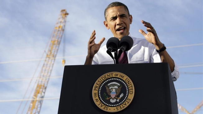 Obama visita Las Vegas