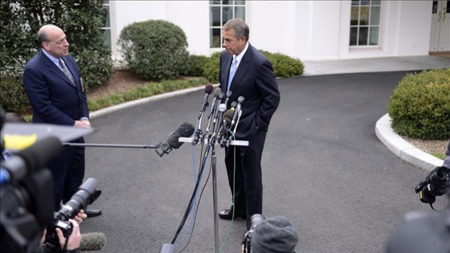 Obama y congresistas no logran acuerdo