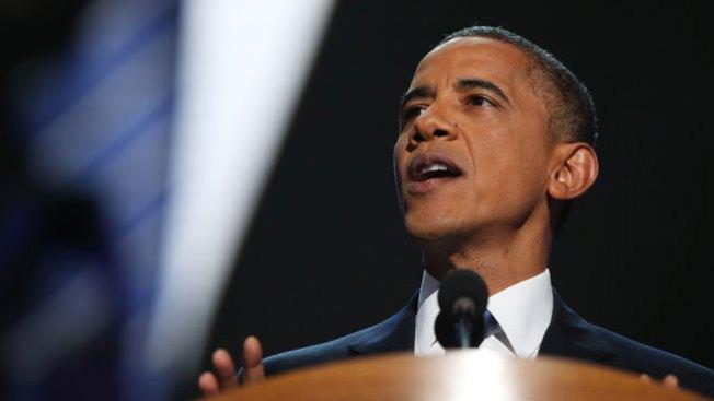 Obama acepta nominación