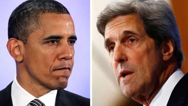 Obama nomina a Kerry