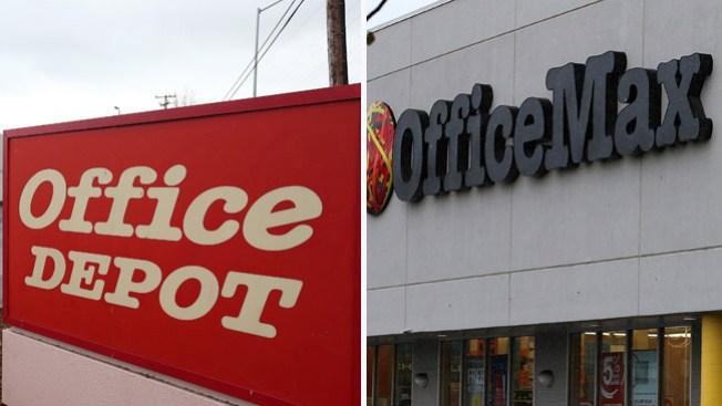 Office Max y Office Depot se fusionan