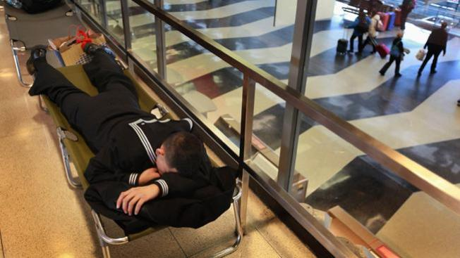 Suites para descansar en O'Hare