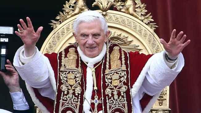 La navidad y la infancia del Papa