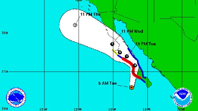 Paul es tormenta tropical