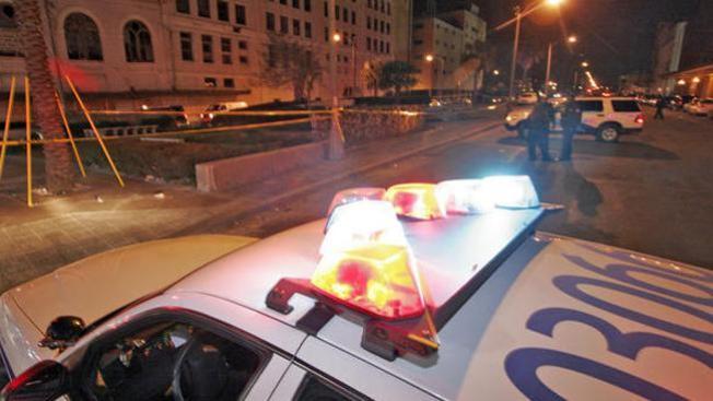 Choca un patrullero: 4 heridos