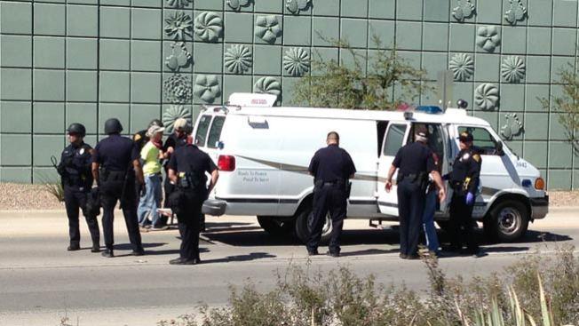 Arrestos en protesta anti deportaciones
