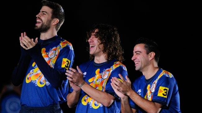 """Uno de estos """"cracks"""" deja el Barça"""