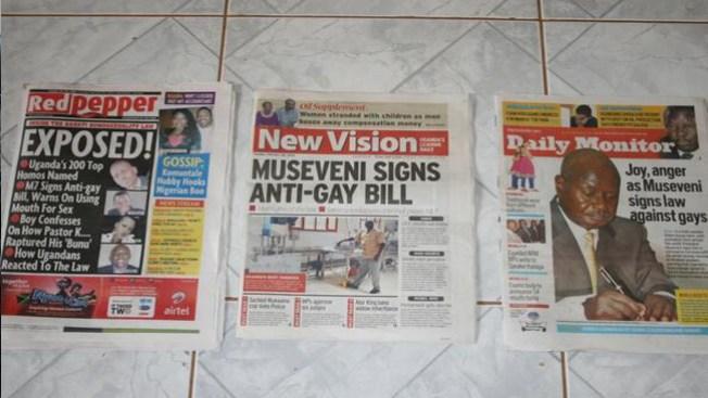 Publican lista de 200 top gays en Uganda