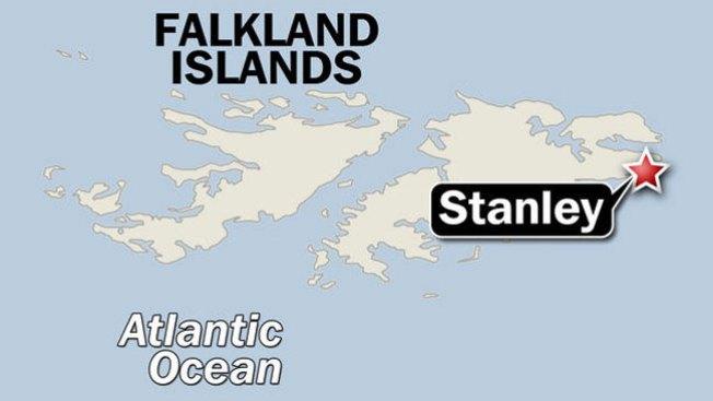 Las Malvinas quieren seguir británicas