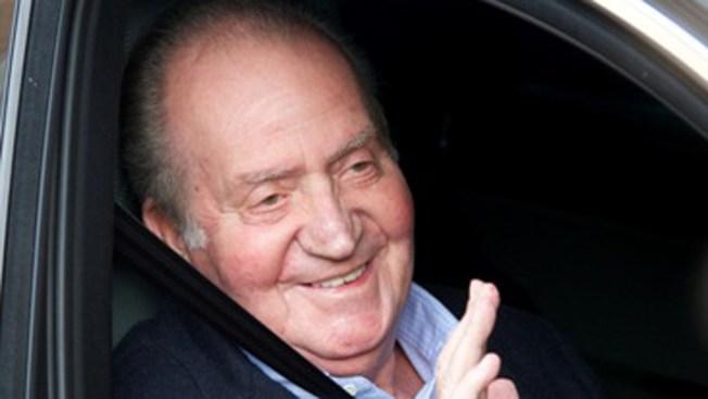Operan al rey Juan Carlos