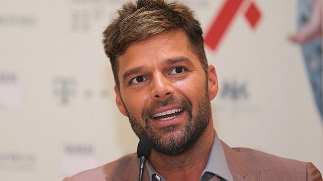 """Ricky Martin estrena """"Adiós"""" en Twitter"""