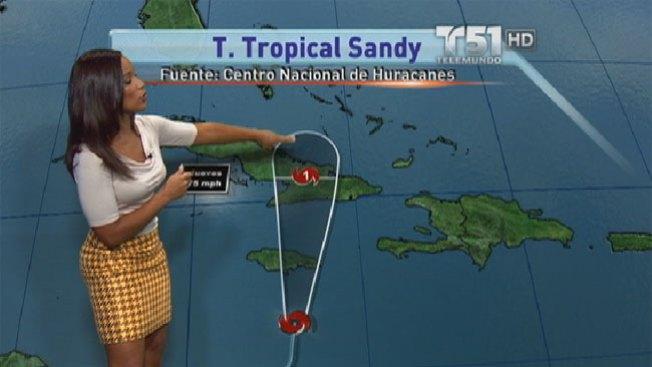 Cuba y Jamaica en alerta
