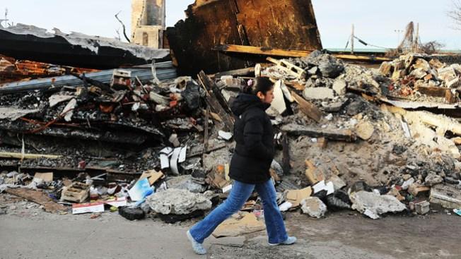 Congreso aprueba fondos tras Sandy