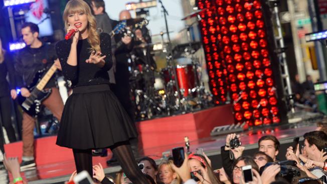 Taylor Swift, por una buena causa