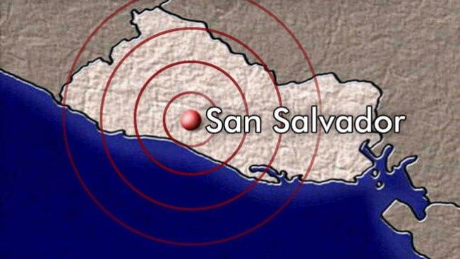 Tiembla Pacífico Salvadoreño