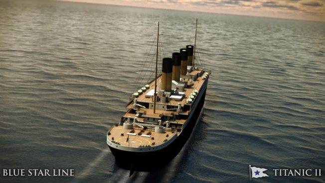 El Titanic vuelve a la vida
