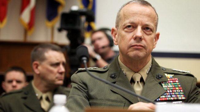 Escándalo Petraeus: John Allen renuncia