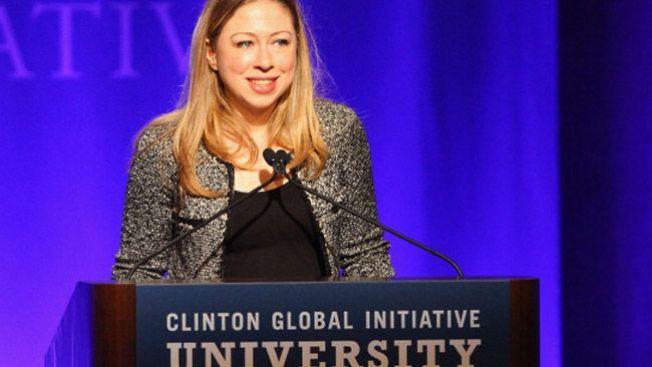 Chelsea Clinton considera ocupar un cargo público
