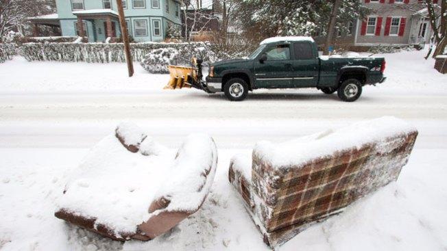 Tormenta invernal cobra 16 vidas