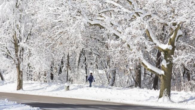 Noreste de EE.UU. bajo tormenta de nieve