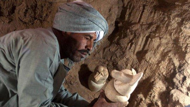 Egipto: encuentran tumbas de 3,000 años