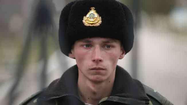 Ucrania se apresta para la guerra