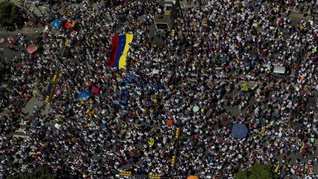 Venezuela: miles siguen protestado