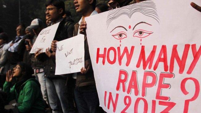 Relata violación a joven india