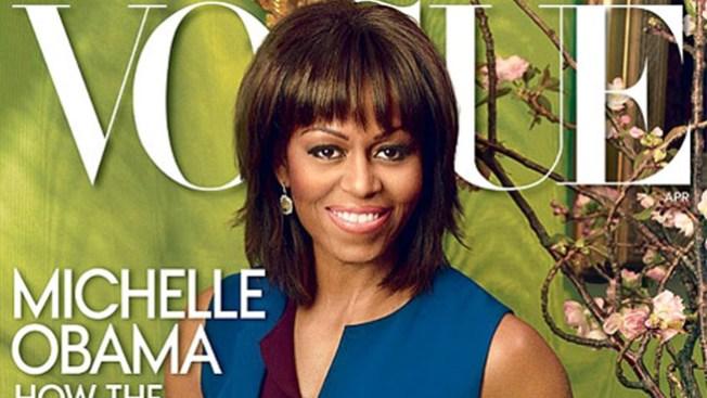 """Michelle, la primera dama """"fashionista"""""""